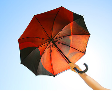 guest umbrella for The Upper House